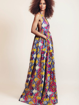 halter-dress